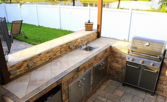 DIY Patio Kitchen Ideas1