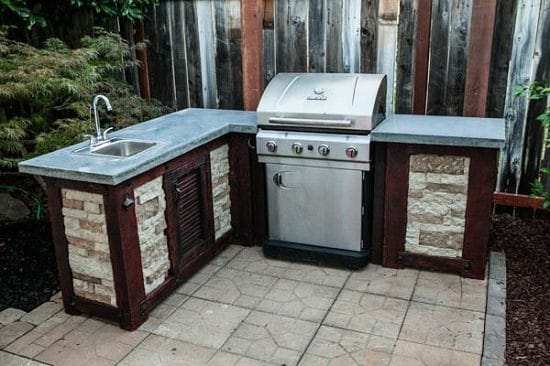 DIY Patio Kitchen Ideas2