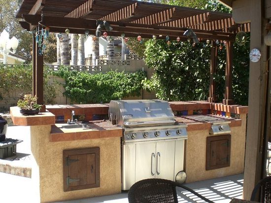 DIY Patio Kitchen Ideas3