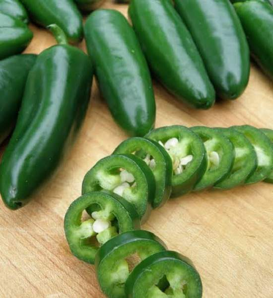 Nutritional Value Of Jalapeno