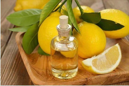Lemon Oil For Skin Lightening