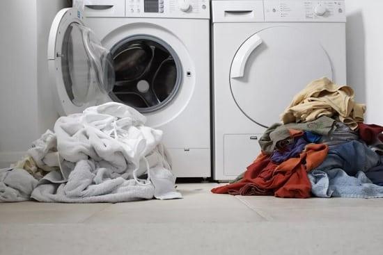 Ruins Washing Machine