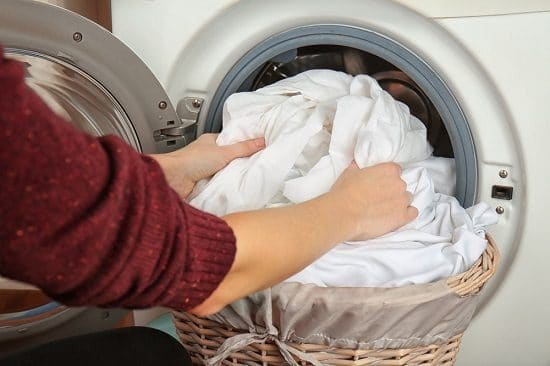 Washing & Drying of Washable Items