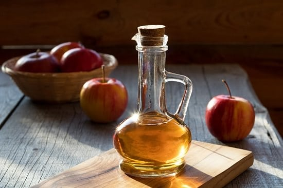 Apple Cider Vinegar-Bentonite Mask