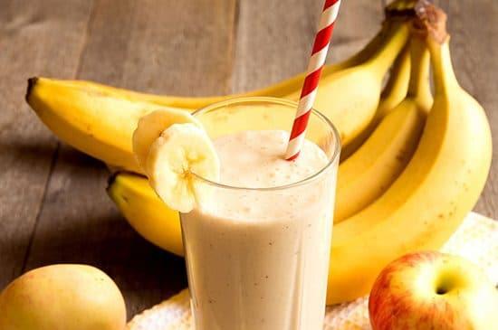 Banana Protein Shake