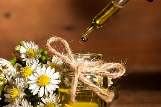 Chamomile oil
