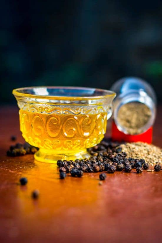 Black Pepper Tea Recipe