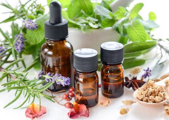 Try Essential Oil