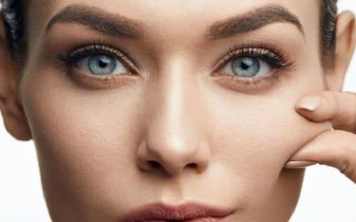 Glycerol improves skin elasticity