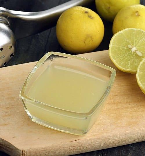 Lemon Juice and Vaseline for Dark Circles2